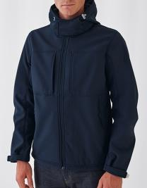 Hooded Softshell / Men